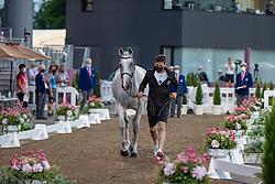 Tarver-Priebe Tom, NZL, Popeye, 378<br /> Olympic Games Tokyo 2021<br /> © Hippo Foto - Dirk Caremans<br /> 31/07/2021