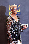 August 5, 2017-New York, New York, NY-United States:  Recording Artist Dionne Warwick attends the 2017 Black Girls Rock! Awards Show powered by BET held at the New Jersey Performing Arts Center on August 3, 2017 in Newark, New Jersey. (Photo by Terrence Jennings/terrencejennings.com)