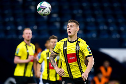 Will Smith of Harrogate Town - Mandatory by-line: Robbie Stephenson/JMP - 16/09/2020 - FOOTBALL - The Hawthorns - West Bromwich, England - West Bromwich Albion v Harrogate Town - Carabao Cup
