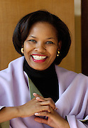 """Shelia Moses, author of """"I, Dred Scott""""<br /> Photo by Michael  A. Schwarz, Contract"""