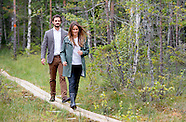 DAY 1 of Two day visit of Prince Carl Philip and Princess Sofia's official visit to Värmland