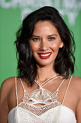 Olivia Munn attends the premiere of Paramount Pictures' 'Office Christmas Party' at Regency Village Theatre on December 7, 2016 in Los Angeles, CA, USA. Photo by Lionel Hahn/ABACAPRESS.COM