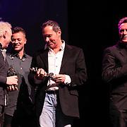 NLD/Amsterdam/20130211- Uitreiking Edison Pop 2013, Gers Pardoel en Doe Maar