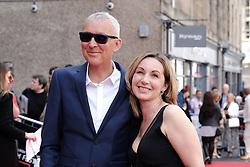 Edinburgh International Film Festival 2019<br /> <br /> Mrs Lowry (UK Premiere, closing night gala)<br /> <br /> Pictured: Martyn Hesford and Catrin Meredydd<br /> <br /> Aimee Todd   Edinburgh Elite media