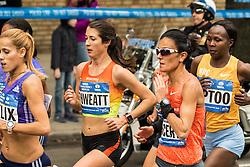 Laura Thweatt, Saucony, USA, marathon debut