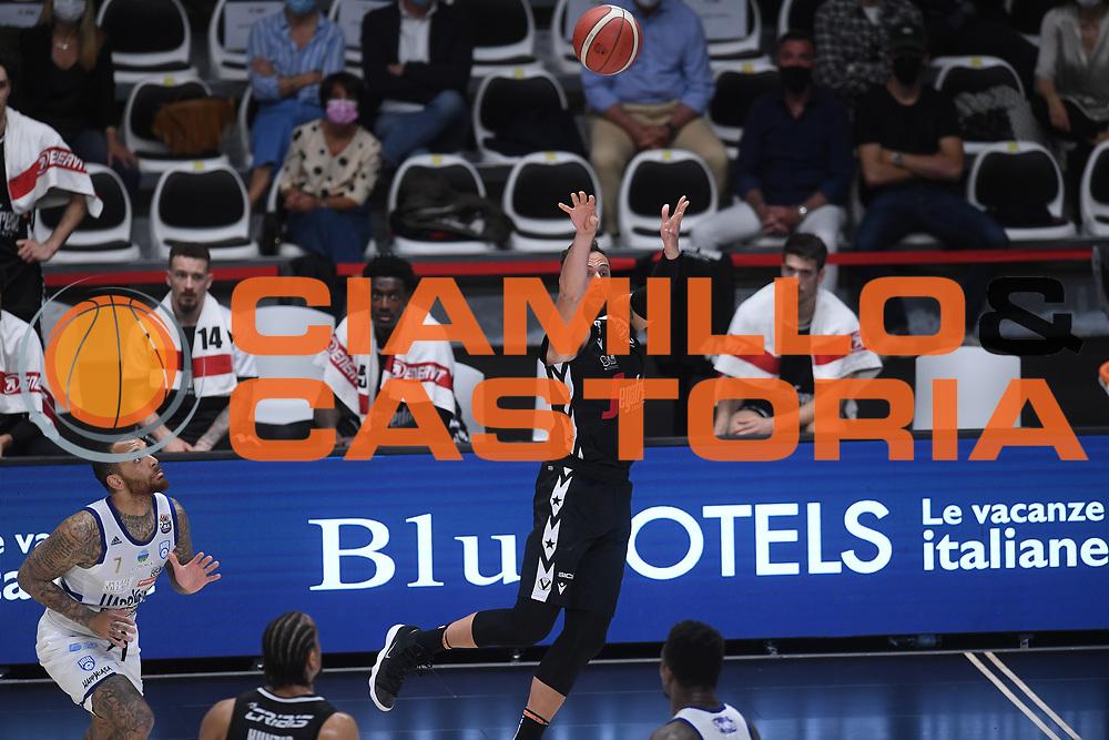 Belinelli Marco<br /> Segafredo Virtus Bologna - Happy Casa Brindisi<br /> Semifinali - Gara 3<br /> Legabasket Serie A UnipolSAI 2020/2021<br /> Bologna, 02/06/2021<br /> Foto GiulioCiamillo / Ciamillo-Castoria