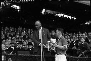 All-Ireland Senior Hurling Final, Wexford v Tipperary, at Croke Park..Senior Wexford v Tipperary, Tipperary 3-10 Wexford 2-11, .02.09.1962.Tipperary - Winnners..