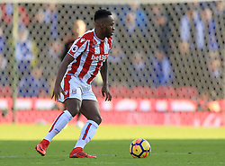 Saido Berahinho of Stoke City - Mandatory by-line: Paul Roberts/JMP - 04/11/2017 - FOOTBALL - Bet365 Stadium - Stoke-on-Trent, England - Stoke City v Leicester City - Premier League