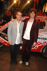 Left to right, MANEL ADELL and JACKSON SCOTT at the launch of the Desigual flagship store at 222 Regent Street, London W1 on 28th June 2007.<br /><br />NON EXCLUSIVE - WORLD RIGHTS