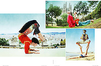 1 of 4 full double page article about the 'Yoga in Barcelona' Photographic Project, pubished by Yoga Journal Russia. <br /> Barcelona Yoga Conference - www.barcelonayogaconfernce.cat<br /> Full gallery www.wari.cat