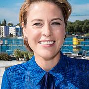 NLD/Amsterdam/20160823 - Seizoenpresentatie SBS 2016, Mirella van Markus