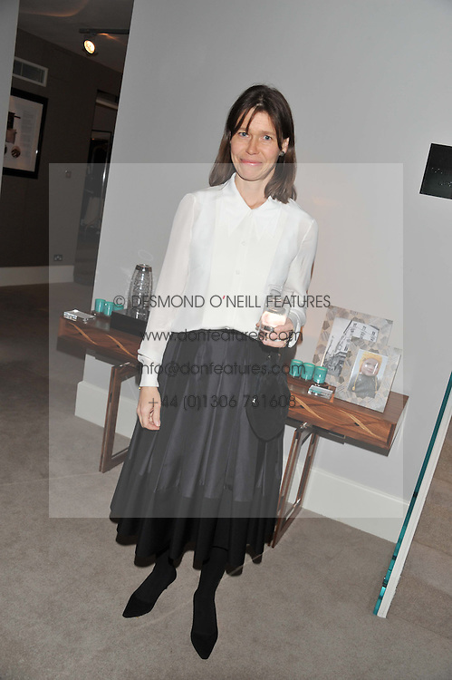LADY SARAH CHATTO at the Linley Christmas party at Linley, 60 Pimlico Road, London on 20th November 2012.