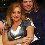 Corry Konings en vriend Wim Tromp