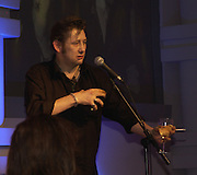 Shane  Mcgowan, The Q Awards 2004, Grosvenor House, London. 4 October 2004. ONE TIME USE ONLY - DO NOT ARCHIVE  © Copyright Photograph by Dafydd Jones 66 Stockwell Park Rd. London SW9 0DA Tel 020 7733 0108 www.dafjones.com