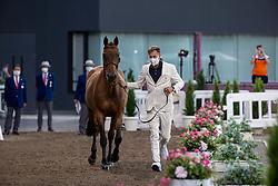Houtzager Marc, NED, Dante, 371<br /> Olympic Games Tokyo 2021<br /> © Hippo Foto - Dirk Caremans<br /> 31/07/2021