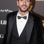 NLD/Amsterdam/20131201 - Vipnight LAF voetbalfair, Graziano Pelle