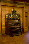 Organ in the Ballroom, Winchester Mystery House, San Jose, California, USA