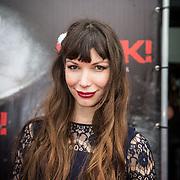 NLD/Almere/20140609 - Premiere Stuk de film, Judith Visser