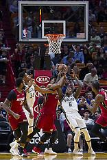 Milwaukee Bucks vs. Miami Heat - 14 January 2018