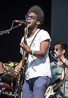 Michael Kiwanuka  live at Boardmasters Festival Watergate Bay ,Newquay 32th aug 2016 photos by Matthew Bromage