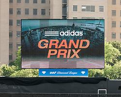 adidas Grand Prix Diamond League track and field meet