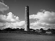 Portrane Round Tower, Portrane,  Dublin 1844,