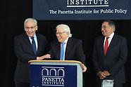 Panetta Institute Lecture 4.30.18