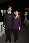 JACOB REES-MOGG; HELENA REES-MOGG, The preview of LAPADA Art and Antiques Fair. Berkeley Sq. London. 21 September 2015.
