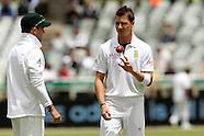 Cricket South Africa v Australia 1st Test D1