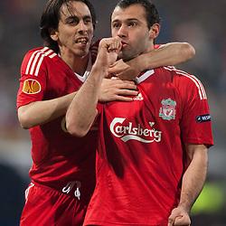 20100225: ROM, UEFA EL, FC Unirea vs Liverpool FC