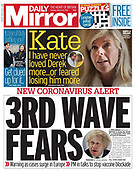 March 23, 2021 (UK): Front-page: Today's Newspapers In United Kingdom