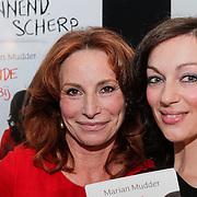"""NLD/Boekpresentatie/20121101 - Boekpresentatie Marian Mudder """" Volgende keer bij Ons"""", Marian Mudder en Miryanne van Reeden"""