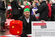 Shelter Scotland Christmas   Edinburgh   6 December 2016