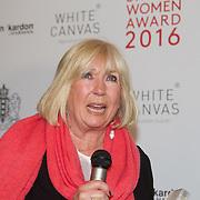 NLD/Amsterdam/20160321 - The Strong Woman Award 2016, Willeke Alberti