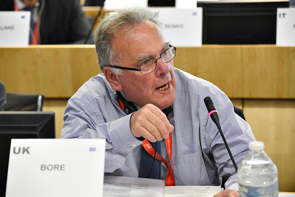 11 May 2017, PES Group meeting<br /> Belgium - Brussels - May 2017 <br /> BOREAlbert<br /> © European Union / Photographer