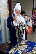 Fortuneteller or prophesier, Almaty, Kazakhstan