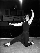 06/10/1955<br /> 10/06/1955<br /> 06 October 1955<br />  Ice skating at the National Stadium, Dublin.