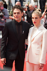Xavier Dolan and Nancy Grant arriving on the red carpet of 'Matthias Et Maxime (Matthias and Maxime)' screening held at the Palais Des Festivals in Cannes, France on May 22, 2019 as part of the 72th Cannes Film Festival. Photo by Nicolas Genin/ABACAPRESS.COM