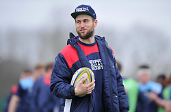 Bristol Rugby's Jon Fisher - Mandatory by-line: Paul Knight/JMP - 07/01/2017 - RUGBY - SGS Wise Campus - Bristol, England - Bristol Academy U18 v Exeter Chiefs U18 - Premiership U18 League