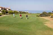09-06-2019 Costa Navarino<br /> THE DUNES COURSE
