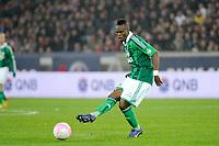 FOOTBALL - FRENCH CHAMPIONSHIP 2011/2012 - L1 - PARIS SAINT GERMAIN v AS SAINT ETIENNE - 2/05/2012 - PHOTO JEAN MARIE HERVIO / DPPI - ISMAEL DIOMANDE (ASSE)
