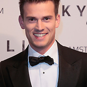 NLD/Amsterdam/20121028 - Inloop premiere nieuwe James Bond film Skyfall , Levi van Kempen
