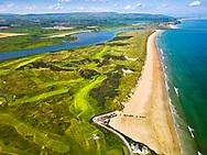Photographer: Chris Hill, Aerial View of Portstewart Golf Club