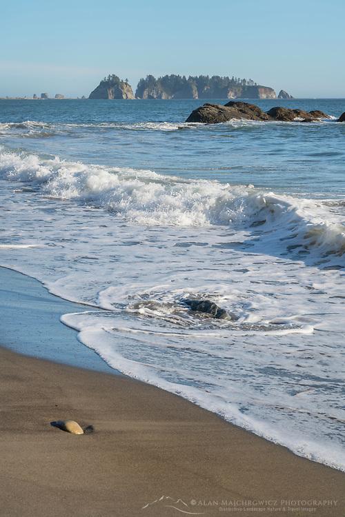 Rialto Beach Olympic National Park Washington