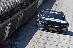 April 13, 2018 - Bristol, Tennessee, United States of America - April 13, 2018 - Bristol, Tennessee, USA: Ryan Truex (11) brings his car down the backstretch during final practice for the Fitzgerald Glider Kits 300 at Bristol Motor Speedway in Bristol, Tennessee. (Credit Image: © Chris Owens Asp Inc/ASP via ZUMA Wire)