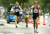 Athletics, 23. august 2003, VM Paris, World Championschip in Athletics,  Erik Tysse, Norway