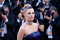 Sveva Alviti at the opening ceremony and Ismael's Ghosts (Les Fantômes D'ismaël) gala screening,  at the 70th Cannes Film Festival Wednesday May 17th 2017, Cannes, France. Photo credit: Doreen Kennedy