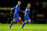 Connor Jennings. Altrincham FC 1-1 Stockport County FC. Vanarama National League. 27.12.20