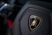 August 14-16, 2012 - Lamborghinis at Pebble Beach: Lamborghini wheel detail