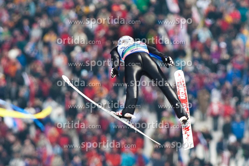 21.03.2010, Planica, Kranjska Gora, SLO, FIS SKI Flying World Championships 2010, Flying Hill Team, im Bild ROMOEREN Bjoern Einar, ( NOR ), EXPA Pictures © 2010, PhotoCredit: EXPA/ J. Groder / SPORTIDA PHOTO AGENCY